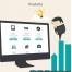 eshop web design inspiration, ecommerce template design