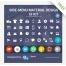 modern ui kit free, free ecommerce ui kit, flat ui kit download free