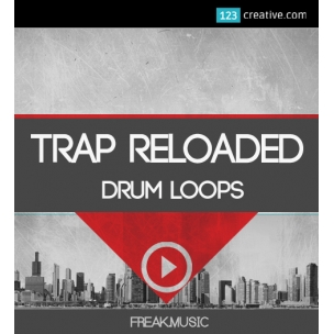 Trap Reloaded - drum loops + Construction Kits