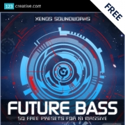 FREE Future Bass Vol.1 presets for NI Massive, free future bass presets, free NI Massive presets