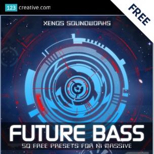 FREE Future Bass Vol.1 presets for NI Massive