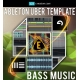 Bass music construction kit, Ableton Live Dubstep template, Bass music samples, Ableton Live Future Bass template