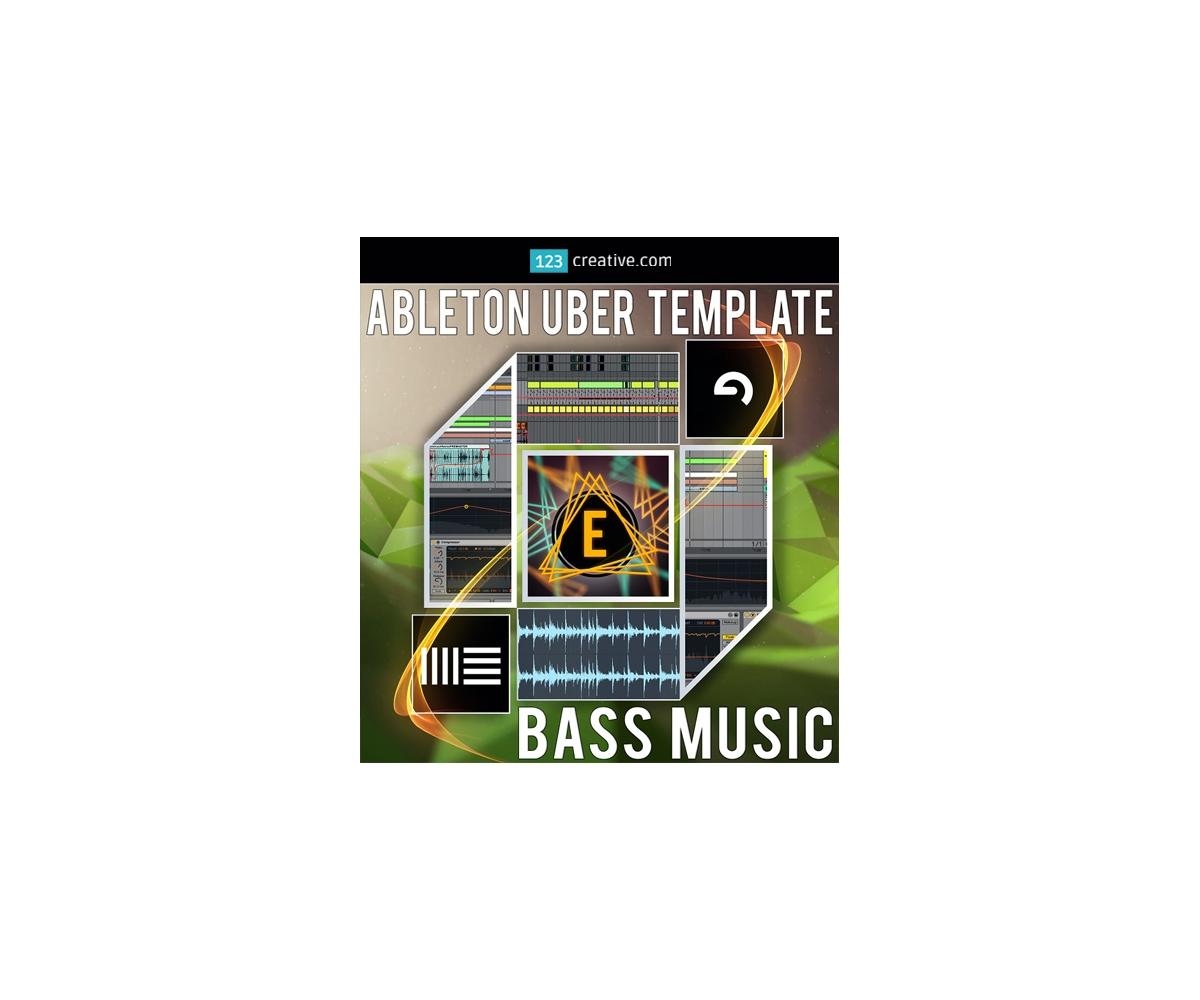 Uber Template Bass Music - Ableton Live template, Bass music ...
