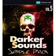 Darker Sounds Sample Pack Vol.5, progressive FX samples, WAV vocal samples, Dark FX sample pack