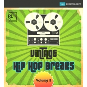 Vintage Hip Hop Breaks, Drum Loops, Breakbeat Breaks, drum breaks, vintage drum samples