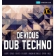 Devious Dub Techno Sample pack, Dub Techno samples, Dub techno loops