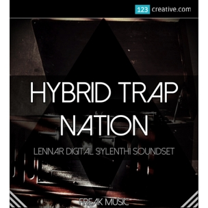 Hybrid Trap Nation - Trap presets for Sylenth1