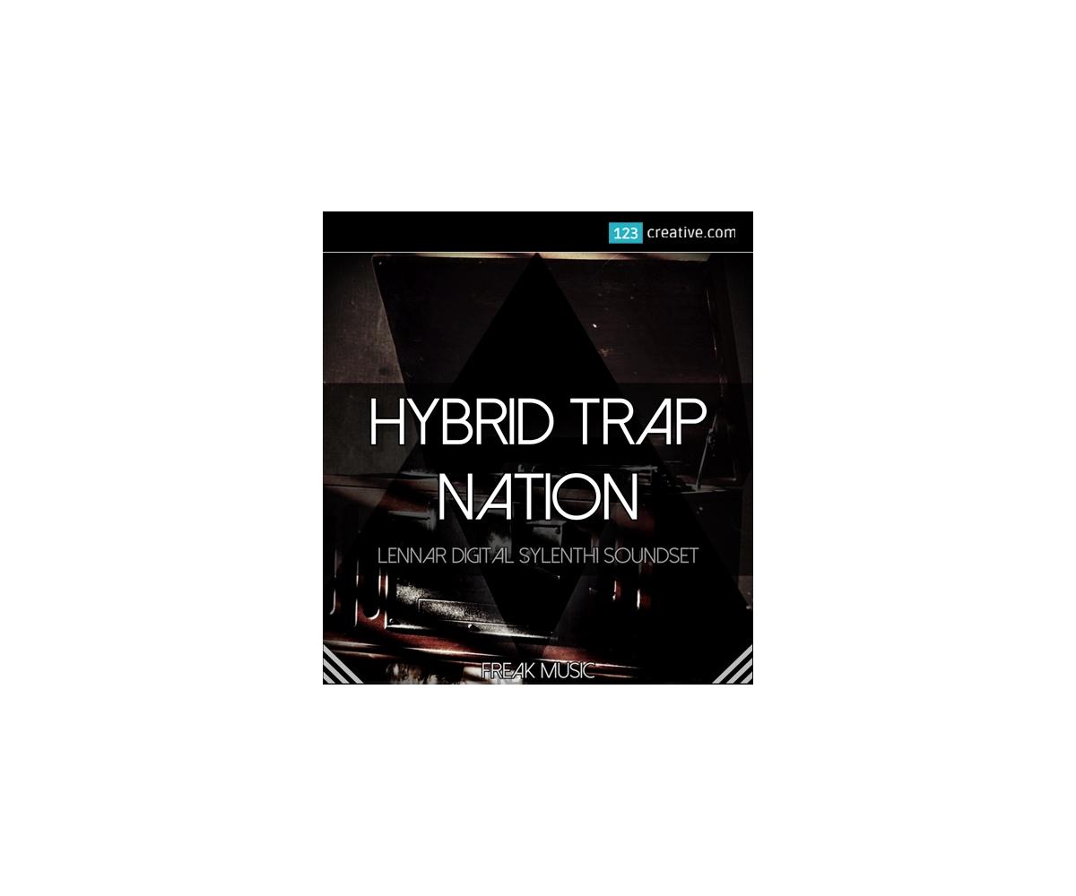 Hybrid Trap Nation - Trap presets for Sylenth1, Hip Hop, EDM