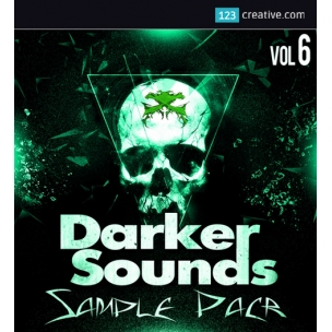 Darker Sounds Sample Pack Vol.6