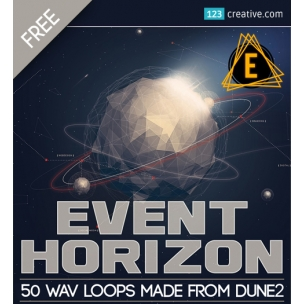 FREE Event Horizon - Loops (made from Dune2 presets)