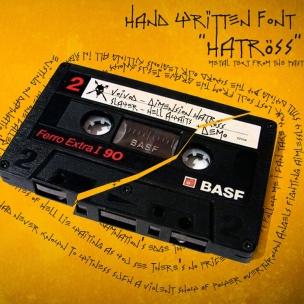 Hatross - font