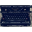 old typewriter font, old times serif typeface