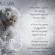 Emily Victorian - font