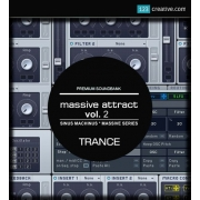 trance presets for NI Massive, trance sound bank for Massive