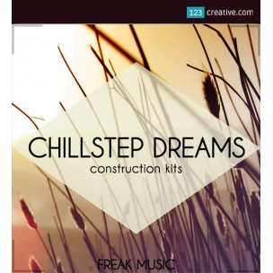 Chillstep dreams - chill out loops construction kit