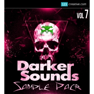 Darker Sounds Sample Pack Vol.7