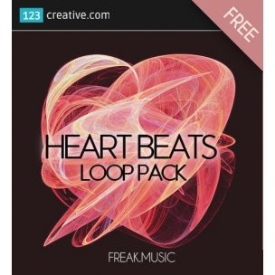 FREE Heart Beats loop pack