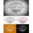 Victorian Elegant Logo template - decorative vintage design