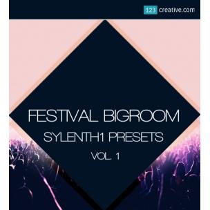 Festival Big Room House Sylenth1 presets Vol.1