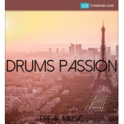 Drums passion - drum loops construction kit