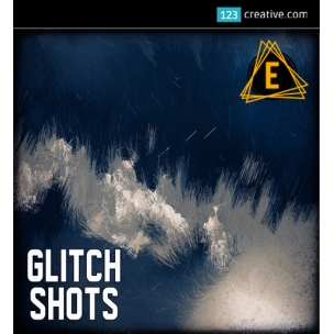 Glitch Shots - Bass music sample pack (drums, melodic, rhythm, vox samples)