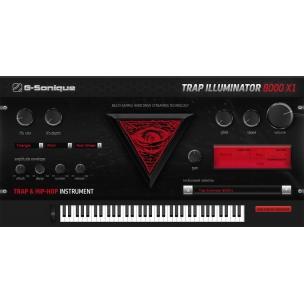 Trap Illuminator 8000 X1 - trap & hip-hop instrument plug-in