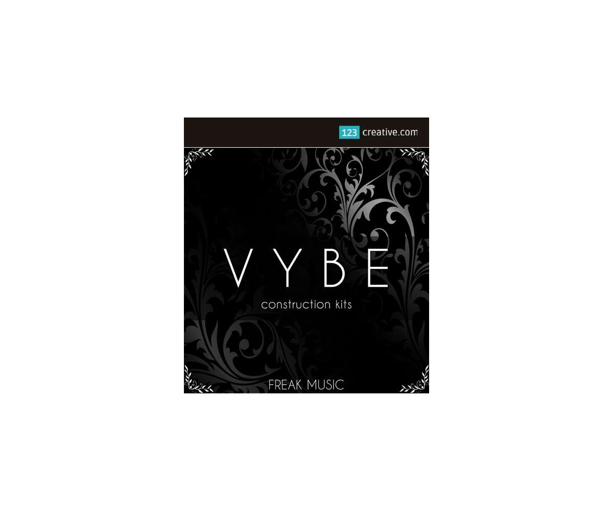 Vybe construction kit contains Trap loops, Midi sequences