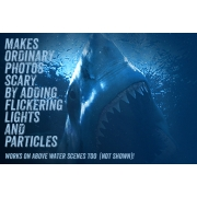 halloween animated gif, scary animated gif, animated underwater scene generator
