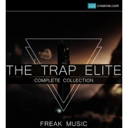 The Trap Elite - loops, MIDI sequences, Sylenth1 presets, Live template