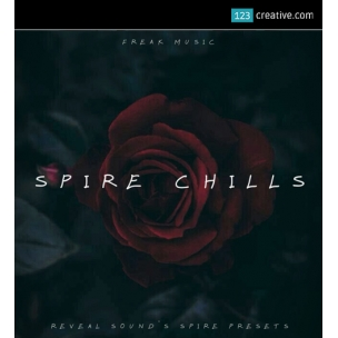Spire Chills - presets for Spire synthesizer