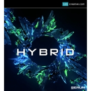 Hybrid - presets for Xfer Records Serum synthesizer