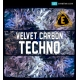 Velvet Carbon Techno sample pack (loops + one-shots)