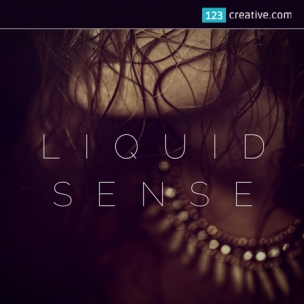 Liquid Sense - drum and bass construction kit (Loops, Midi, presets for Spire)
