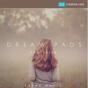 Dream Pads presets for Spire