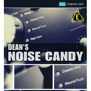 Dean's Noise Candy - sound textures, vinyl noise sample pack