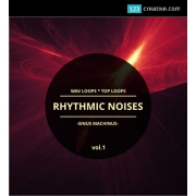 Rhythmic Noises sample pack Vol.1