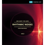 Rhythmic Noises sample pack Vol.2