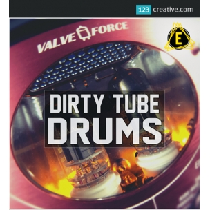 Dirty Tube Drums - analog drum samples and loops