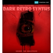 Omnisphere presets, presets for Omnisphere, Omnisphere expansion pack, Dark retro synths presets
