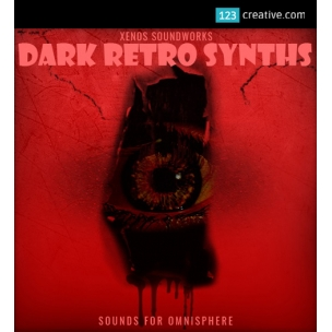 Dark retro synths - Omnisphere presets & expansion pack