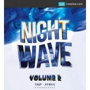 Trap & Hip Hop samples, loops, vocals, New trap construction kit Nightwave Vol.2