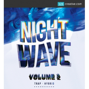Nightwave Vol.2 - trap / hip hop samples & loops