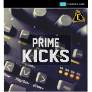 Prime Kicks samples - Kick Drums + sound pack for Elektron Digitakt