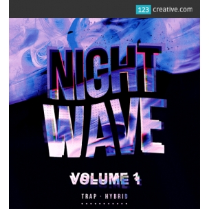 Nightwave Vol.1 - trap / chillwave samples & loops