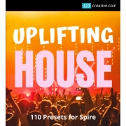Uplifting House presets for Reveal Sound Spire synthesizer