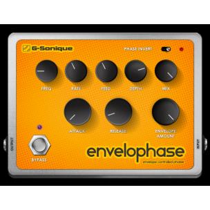 Envelophase - VST phaser plugin / guitar effect