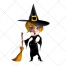 Halloween witches pack 1