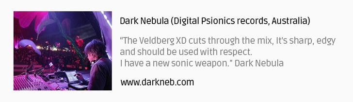 Dark Nebula Testimonial