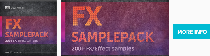 FX Sample pack - wav samples for many music genres: Psy, Trance, DnB, House, Progressive, Electro