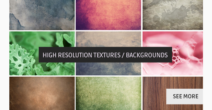High resolution textures / backgrounds download royalty-free